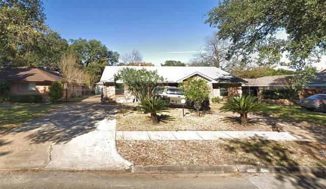 5462 Beechnut Street, Houston, TX 77096 (MLS #25762518) :: Homemax Properties