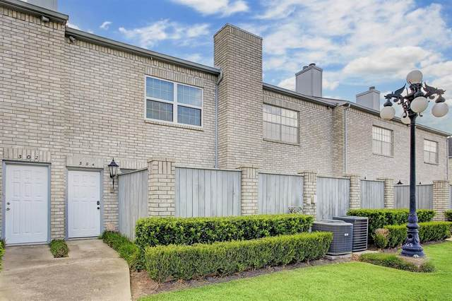 304 Wilcrest Drive #3, Houston, TX 77042 (MLS #25764505) :: The SOLD by George Team