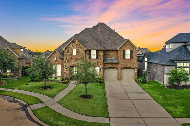 1505 Noble Way Court, League City, TX 77573 (MLS #25767583) :: The Bly Team