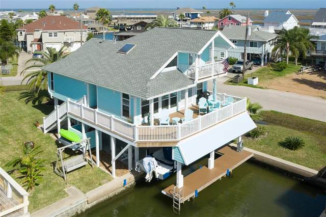 16503 Jamaica Cove Road, Jamaica Beach, TX 77554 (MLS #25767893) :: The Queen Team