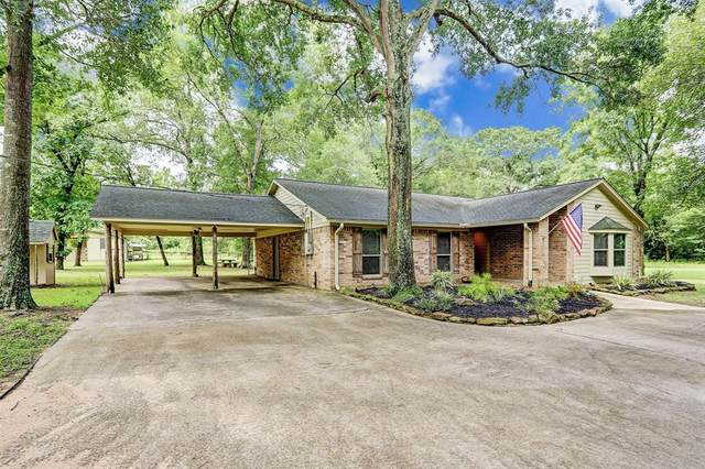 24275 Clear Creek Road, Hockley, TX 77447 (MLS #25769190) :: The Parodi Team at Realty Associates