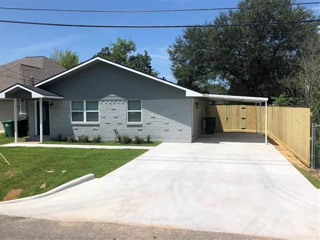 7926 Fountain Street, Houston, TX 77051 (MLS #25778063) :: The Freund Group