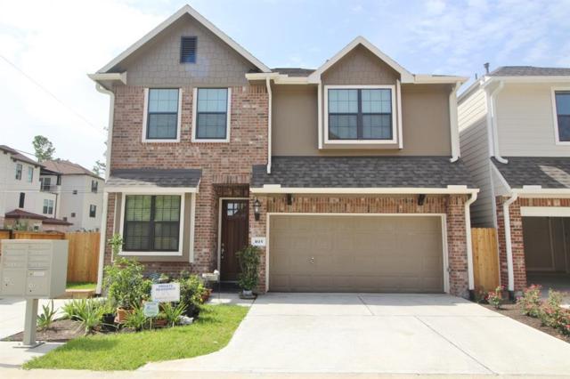 5211 Rose Street, Houston, TX 77007 (MLS #25780798) :: Keller Williams Realty