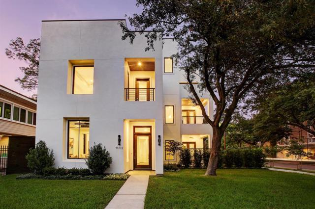 1502 Harold Street, Houston, TX 77006 (MLS #25784658) :: Giorgi Real Estate Group