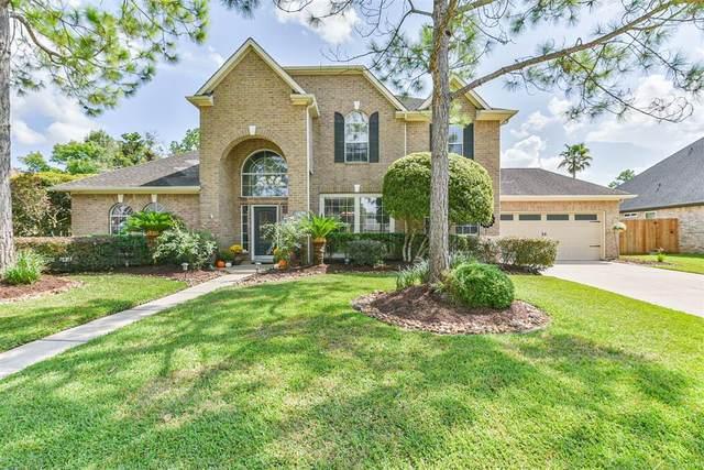 1413 Cambridge Drive, Friendswood, TX 77546 (MLS #2579104) :: Rachel Lee Realtor