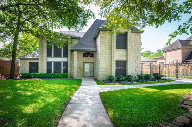 6111 Hampton Way Court, Spring, TX 77389 (MLS #25798017) :: The SOLD by George Team