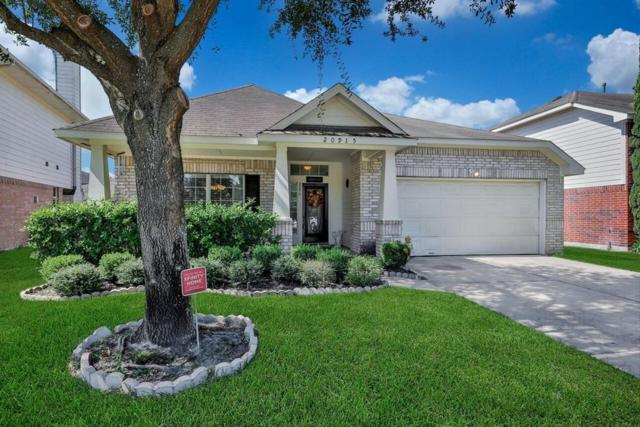 20915 Southvine Court, Houston, TX 77073 (MLS #25802385) :: Lion Realty Group / Exceed Realty