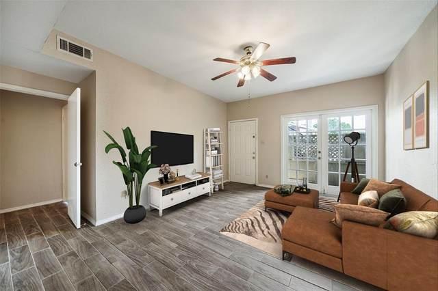 8055 Cambridge Street #47, Houston, TX 77054 (MLS #25802462) :: Connect Realty