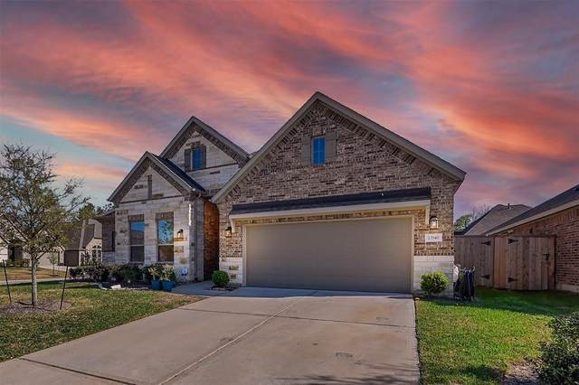 23540 Kenworth Drive, New Caney, TX 77357 (MLS #25810366) :: The Queen Team