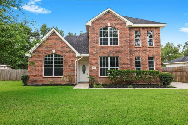 612 Spring Forest Drive, Conroe, TX 77302 (MLS #25812061) :: The SOLD by George Team