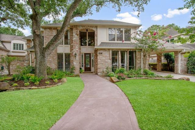 614 Commodore Way, Houston, TX 77079 (MLS #2581379) :: The Queen Team