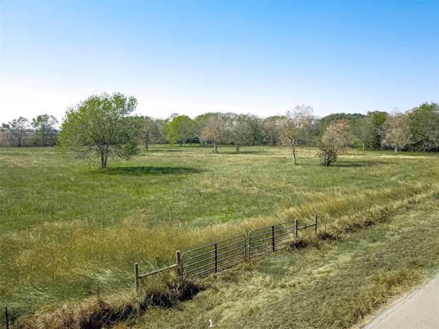 0 Sand Hill Lane, Needville, TX 77461 (MLS #25815533) :: The Parodi Team at Realty Associates