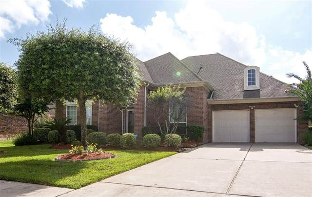 2504 Orchid Creek Drive, Pearland, TX 77584 (MLS #25816499) :: The SOLD by George Team
