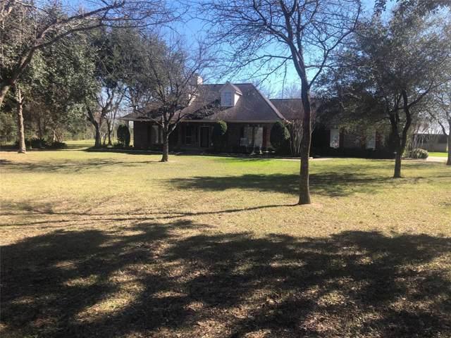 6228 Adams Flat Road, Brookshire, TX 77423 (MLS #258210) :: The SOLD by George Team