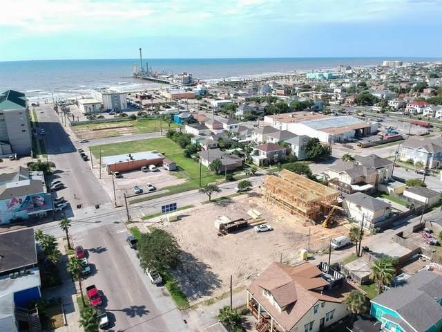 2312 Bernardo De Galvez Street, Galveston, TX 77550 (MLS #25825589) :: The Wendy Sherman Team
