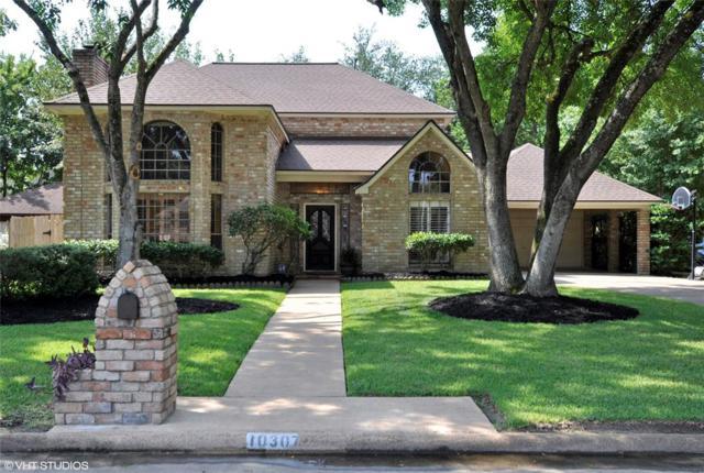 10307 Great Plains Lane, Houston, TX 77064 (MLS #25835532) :: Texas Home Shop Realty
