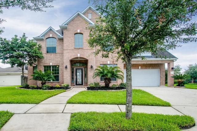 9702 Alyssa Court, Humble, TX 77396 (MLS #25837643) :: Texas Home Shop Realty