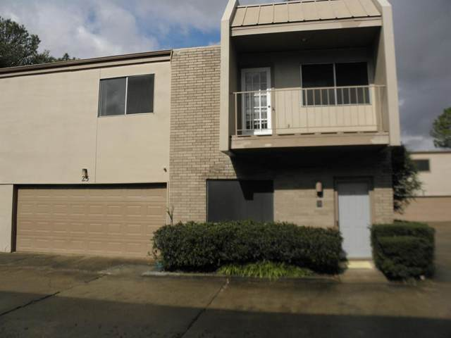 1115 Augusta Drive #25, Houston, TX 77057 (MLS #25843476) :: The Sansone Group