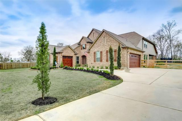 14607 Sterling Court, Willis, TX 77378 (MLS #25853287) :: The Home Branch