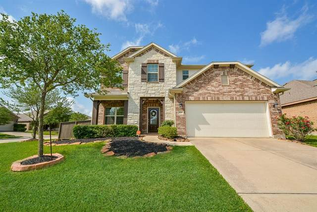 6818 Blue Glade Drive, Richmond, TX 77406 (MLS #25860390) :: The SOLD by George Team