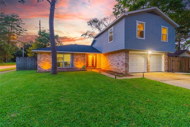 16303 Timber Valley Drive, Houston, TX 77070 (MLS #25862687) :: The Freund Group