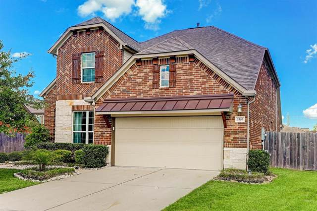 3505 Melony Hill Lane, Pearland, TX 77584 (MLS #25863011) :: Christy Buck Team