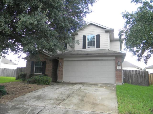 1414 Highland Point Court, Spring, TX 77373 (MLS #2586785) :: Texas Home Shop Realty
