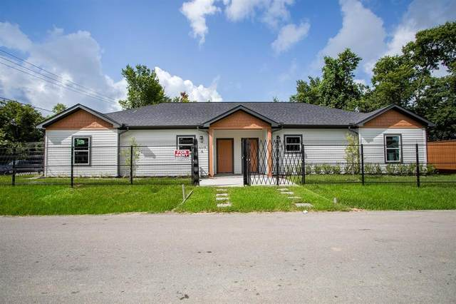 6004 England Street A, Houston, TX 77021 (MLS #25870738) :: Texas Home Shop Realty