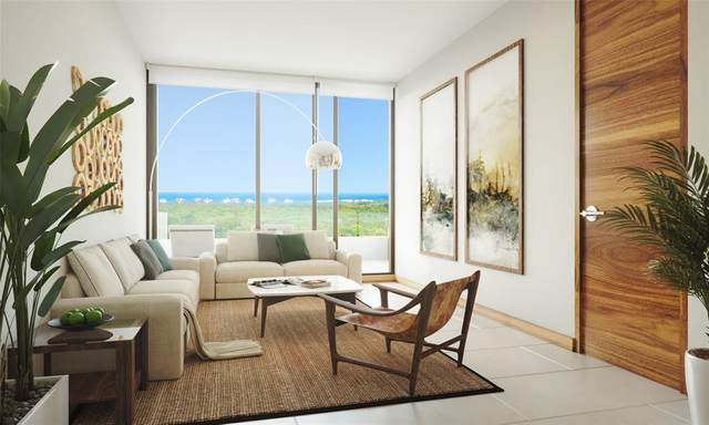 Unit 404 PH Golf Residences At Bahia Principe, The Peninsula 404 E, Tulum Quintana Roo, TX 77780 (MLS #25871352) :: Texas Home Shop Realty