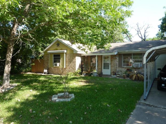 703 Grace Street, Navasota, TX 77868 (MLS #25871719) :: NewHomePrograms.com LLC