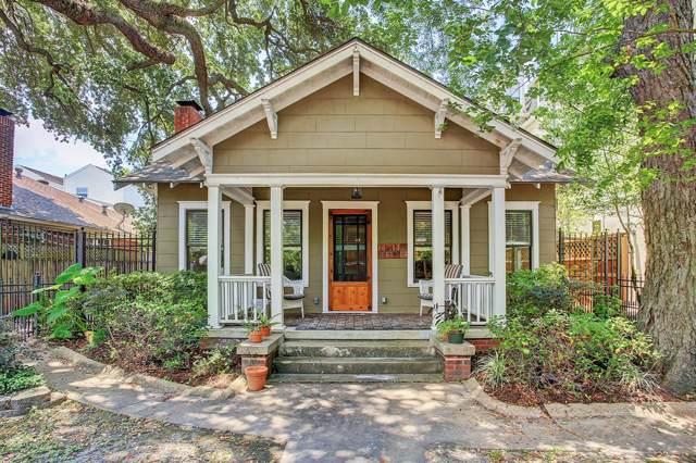 2418 Mandell Street, Houston, TX 77006 (MLS #25872514) :: Texas Home Shop Realty