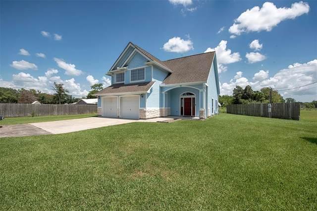 3221 Cemetery Road, Santa Fe, TX 77517 (MLS #25883435) :: Michele Harmon Team