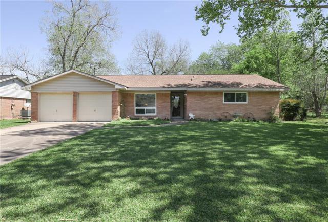 707 Riverside Drive, Alvin, TX 77511 (MLS #25887143) :: Texas Home Shop Realty