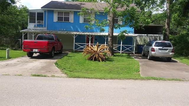308 Creekside Drive, Holiday Lakes, TX 77515 (#25888552) :: ORO Realty