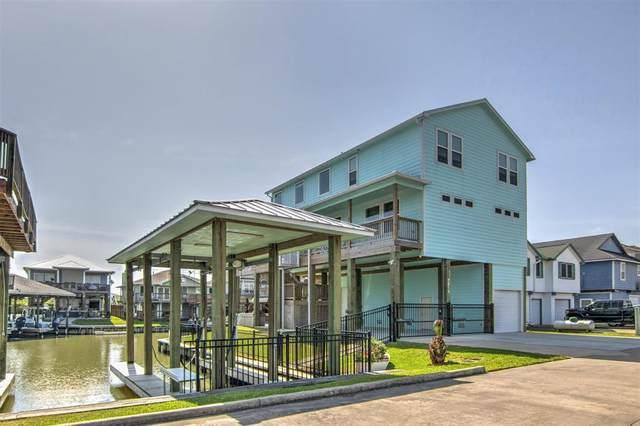 1211 Island Drive, San Leon, TX 77539 (MLS #25896162) :: Guevara Backman