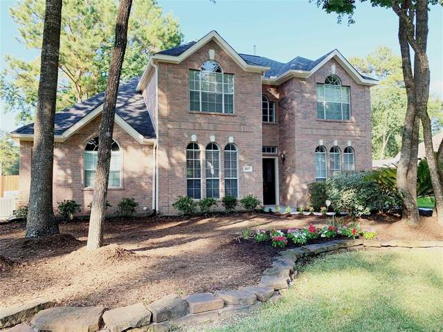 4507 Cardinal Brook Way, Kingwood, TX 77345 (MLS #2589888) :: The SOLD by George Team