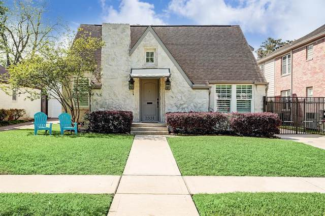 2331 Addison Road, Houston, TX 77030 (MLS #25903375) :: Connell Team with Better Homes and Gardens, Gary Greene