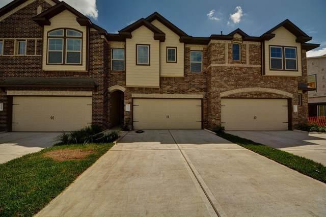 3313 Harvest Meadow Lane, Rosenberg, TX 77471 (MLS #25923967) :: The Sansone Group