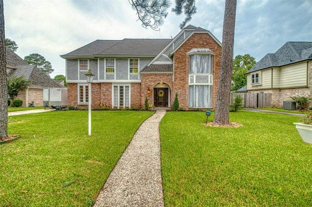 1814 Corral Drive, Houston, TX 77090 (MLS #25928472) :: The Home Branch