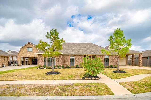 6606 Abilene Court, Manvel, TX 77578 (MLS #25933198) :: Texas Home Shop Realty