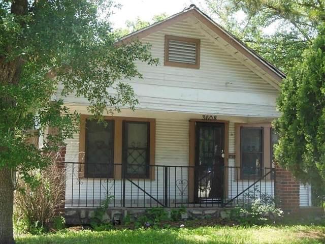 3608 Mcilhenny, Houston, TX 77004 (MLS #25941160) :: The Home Branch