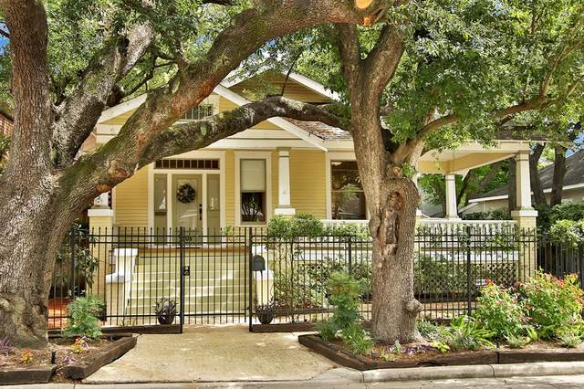 908 Welch Street, Houston, TX 77006 (MLS #25944195) :: Texas Home Shop Realty