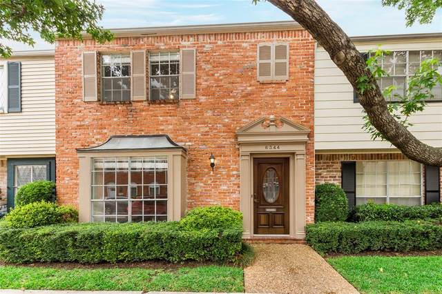 6344 Del Monte Drive #82, Houston, TX 77057 (MLS #2595434) :: Texas Home Shop Realty