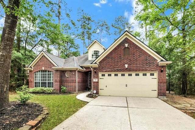 75 Terraglen Drive, The Woodlands, TX 77382 (MLS #25956157) :: Giorgi Real Estate Group