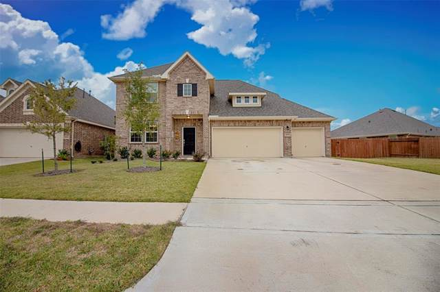 10318 Sierra Grace Lane, Houston, TX 77089 (MLS #25958303) :: Texas Home Shop Realty