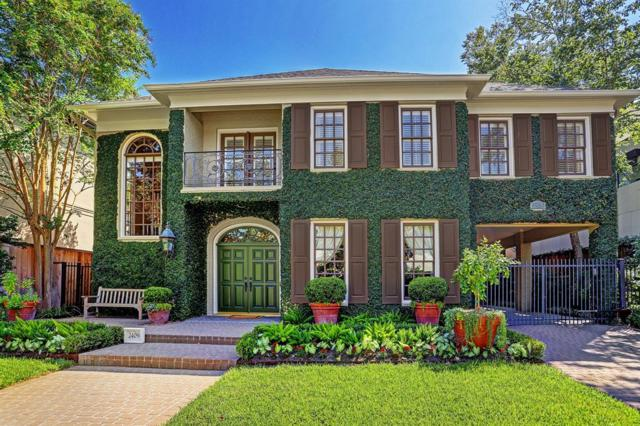 2409 Dickey Place, Houston, TX 77019 (MLS #25973990) :: Texas Home Shop Realty