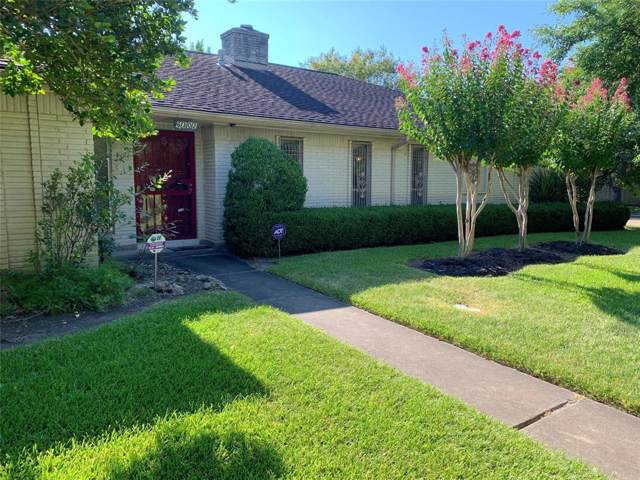 6302 Burning Tree Drive, Houston, TX 77036 (MLS #25975238) :: The Heyl Group at Keller Williams