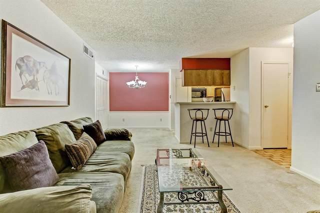 12550 Whittington Drive 4/415, Houston, TX 77077 (MLS #25987077) :: Lerner Realty Solutions