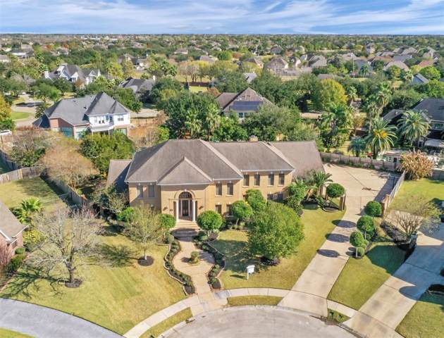 2603 Willowyck Circle, Pearland, TX 77584 (MLS #25990770) :: Texas Home Shop Realty