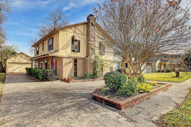 1306 Northwood Street, Houston, TX 77009 (MLS #25992617) :: Texas Home Shop Realty
